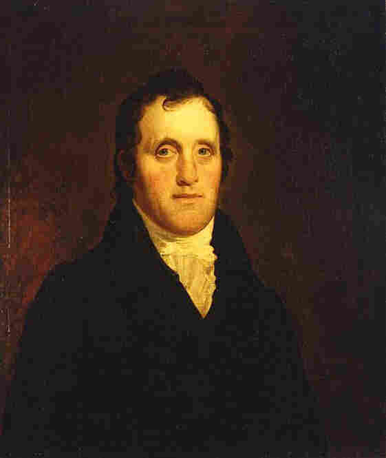 Daniel Tompkins was James Monroe's vice president from 1817 to 1825. It's said that he drank through much of his vice presidency.
