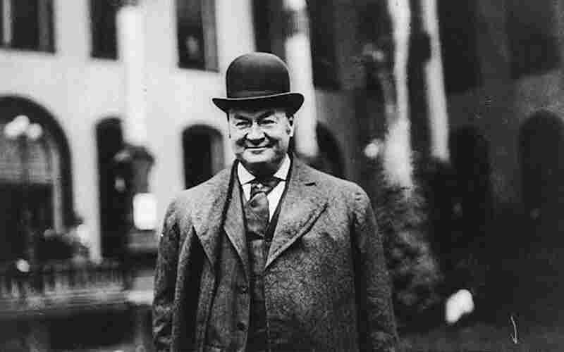 James Schoolcraft Sherman served under William H. Taft from 1909 to 1912, when he died of Bright's disease.