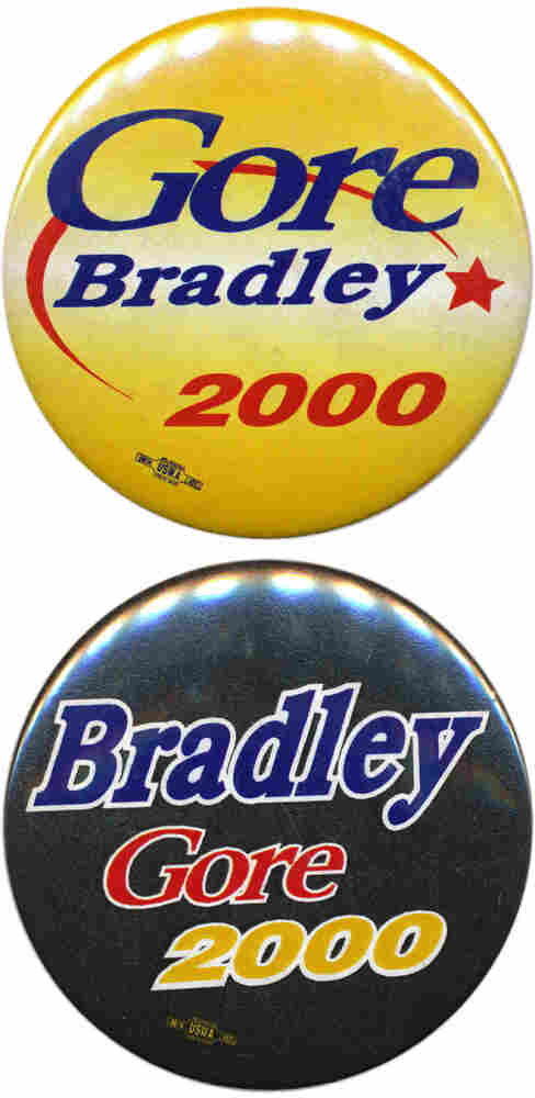 Gore Bradley buttons