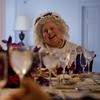 Actress portraying Martha Washington