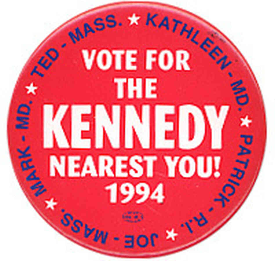Vote for the Kennedy nearest you