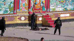 Protests, Self-Immolation Signs Of A Desperate Tibet