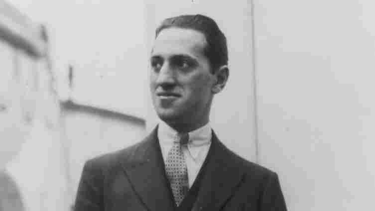 George Gershwin in the 1930s.