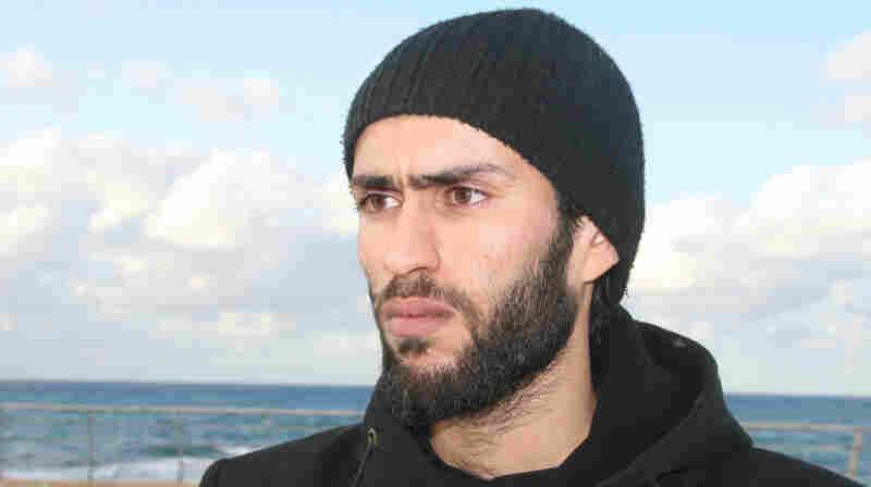 """Danny Vampire, """"a battle-hardened veteran of Libya's 2011 revolution."""""""