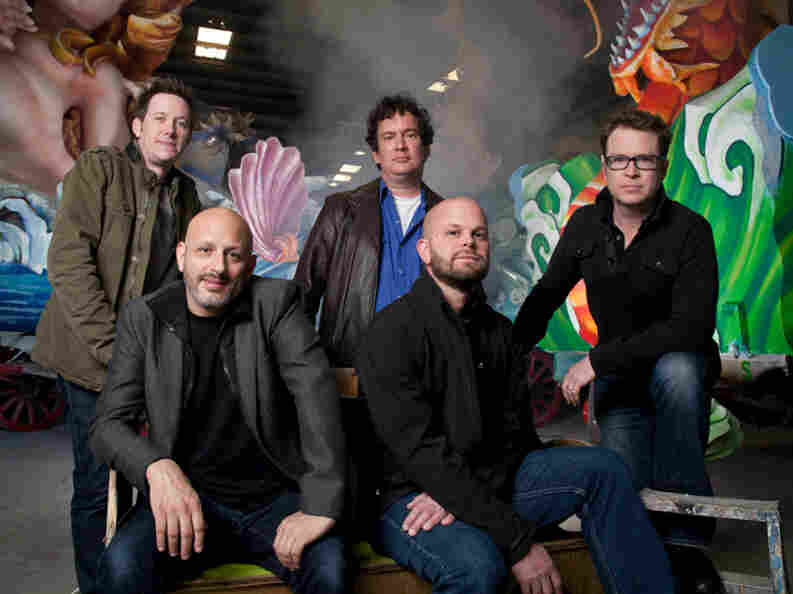 The New Orleans funk band Galactic's latest album, Carnivale Electrico, takes listeners from Fat Tuesday to Ash Wednesday.