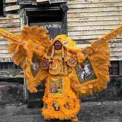 The Mysterious World Of The Mardi Gras Indians
