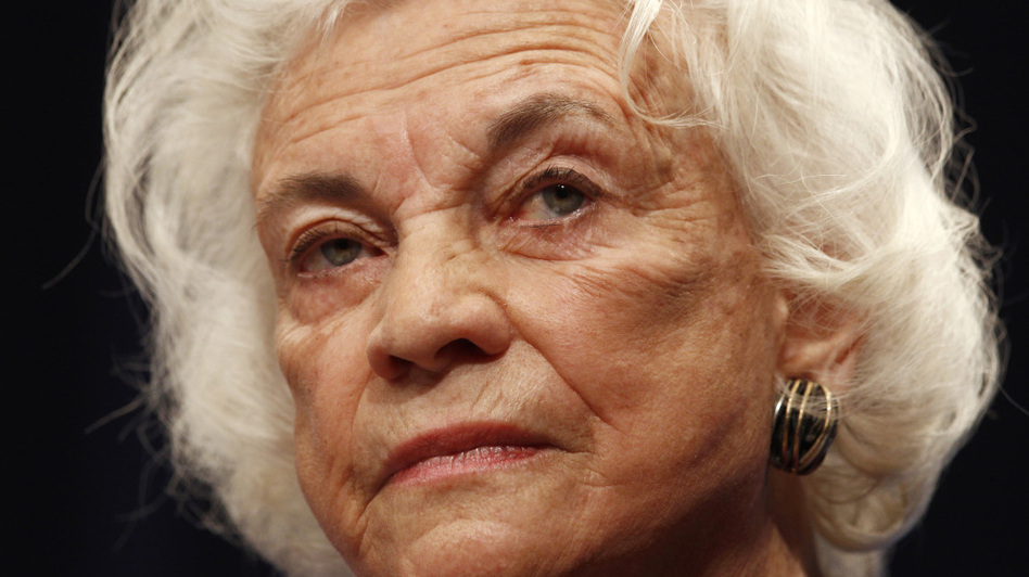 Justice Sandra Day O'Connor wrote the 2003 Supreme Court opinion on affirmative action in college admissions. The newly energized conservative majority on the court could now change course.  (Reuters/Landov)