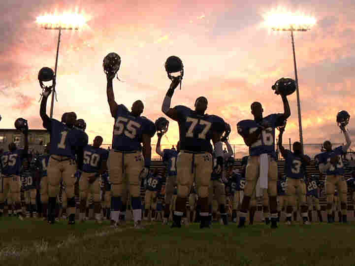 Filmmakers Dan Lindsay and T.J. Martin spent nine months in North Memphis, Tenn., with the Manassas Tigers.