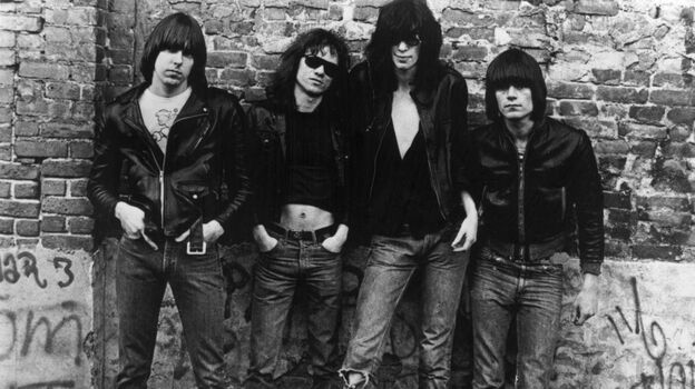 The Ramones. (Getty Images)