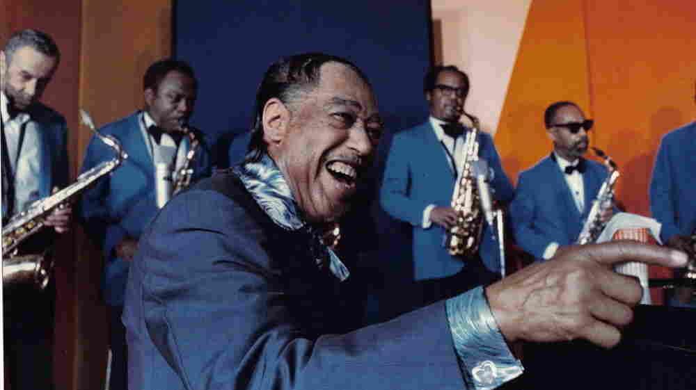 Duke Ellington in 1971.