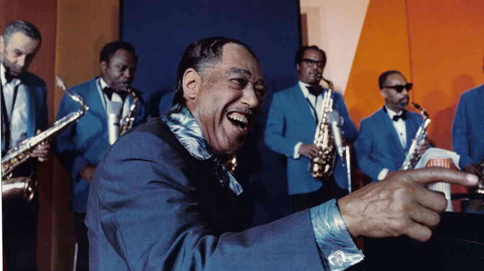 Duke Ellington in 1971.