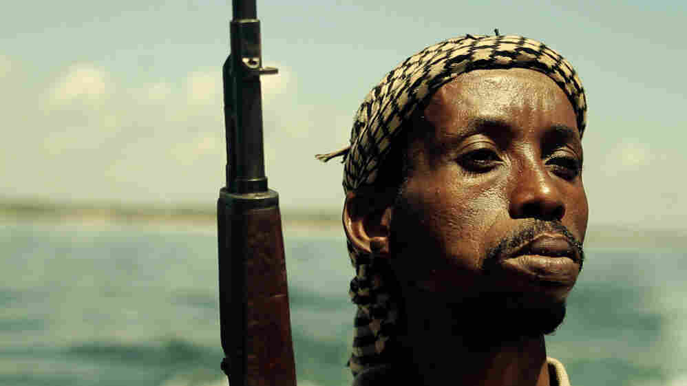 A still from Fishing Without Nets. Writer-director Cutter Hodierene cast Somali refugees and militia fighters in his short film about a fisherman who is drawn by need into piracy.