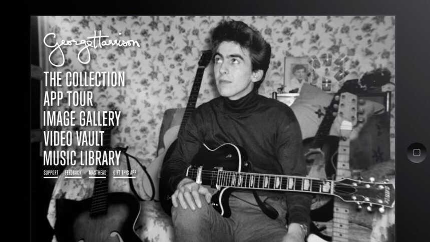 Explore George Harrison's Guitars