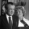 Nixon and wife