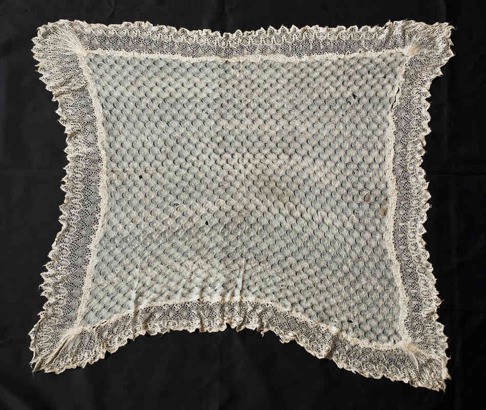 Harriet Tubman's ShawlHistorian Charles Blockson donated 39 items to the museum, including a shawl owned by Harriet Tubman, the well-kn