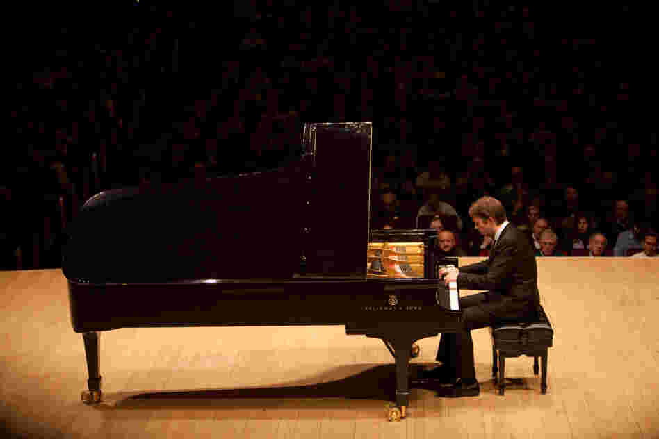 Andsnes was at the top of his game in a program that included music from Haydn and Chopin to Debussy and to Bartok.