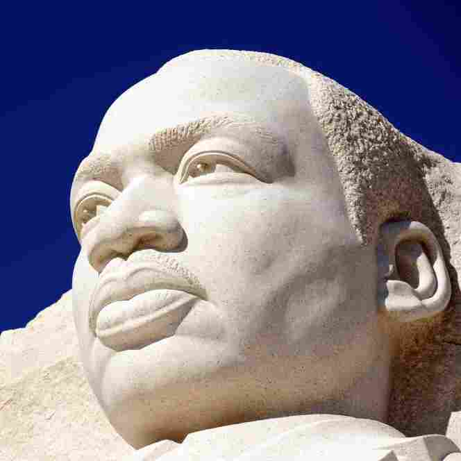 Quote On MLK Memorial To Be Fixed, But How?