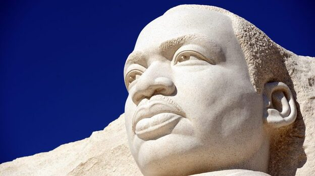Not long after it was unveiled in 2011, controversy erupted over the Martin Luther King, Jr. Memorial. Critics argued that one of King's quotes had been paraphrased in a way that altered its meaning. In January, Interior Secretary Ken Salazar announced the mistake would be fixed. (AFP/Getty Images)