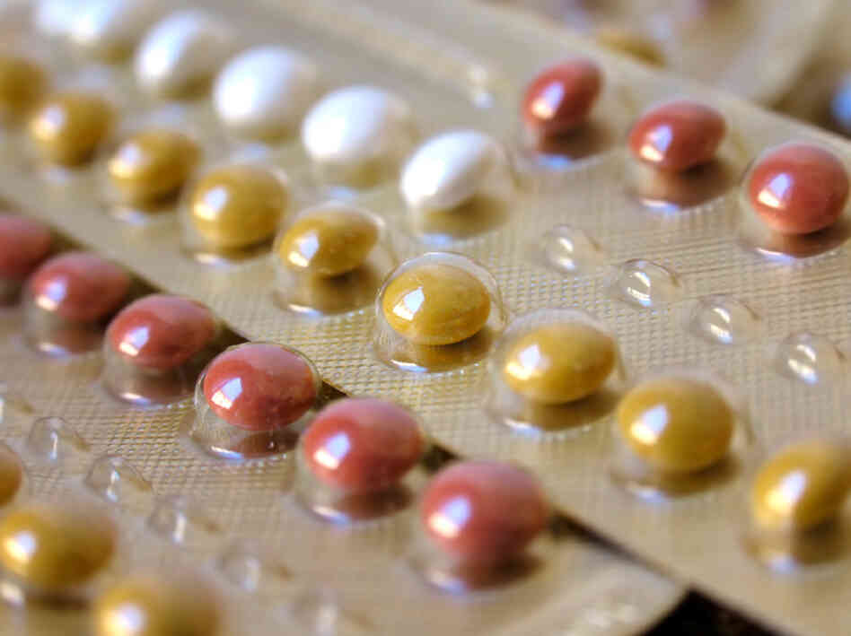 A close up of packets of contraceptive pills. The Obama administration's decision to require insurance providers to provide comprehensive birth control coverage has been resisted by the Catholic Church and many conservatives.