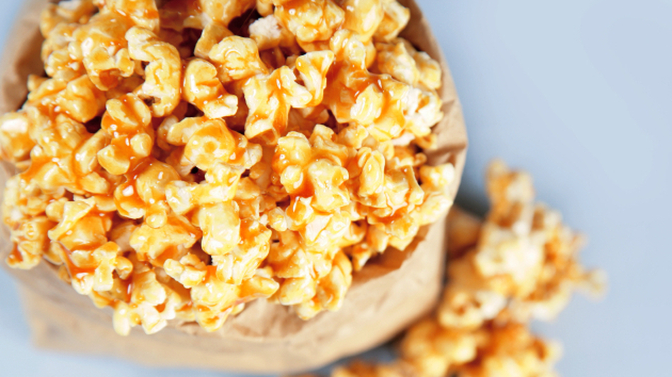Brown rice syrup, which can be high in arsenic, is sometimes used in vegan recipes like this caramel corn. (iStockphoto.com)