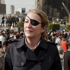 A New Biography Of Marie Colvin, Eyewitness To War : NPR