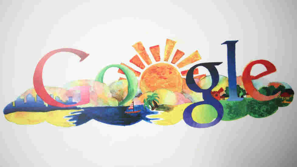 What would the world look like seen through Google's eyes?
