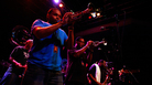 The Soul Rebels performing live at the 9:30 Club in Washington, D.C.
