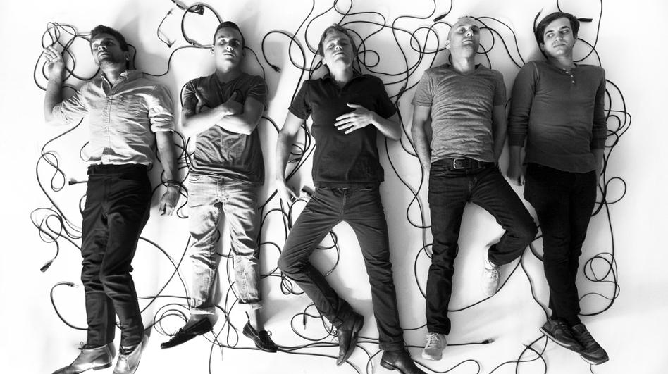 White Rabbits' new album, <em>Milk Famous</em>, comes out March 6.