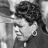 Angelou inaugural speech in 1993.