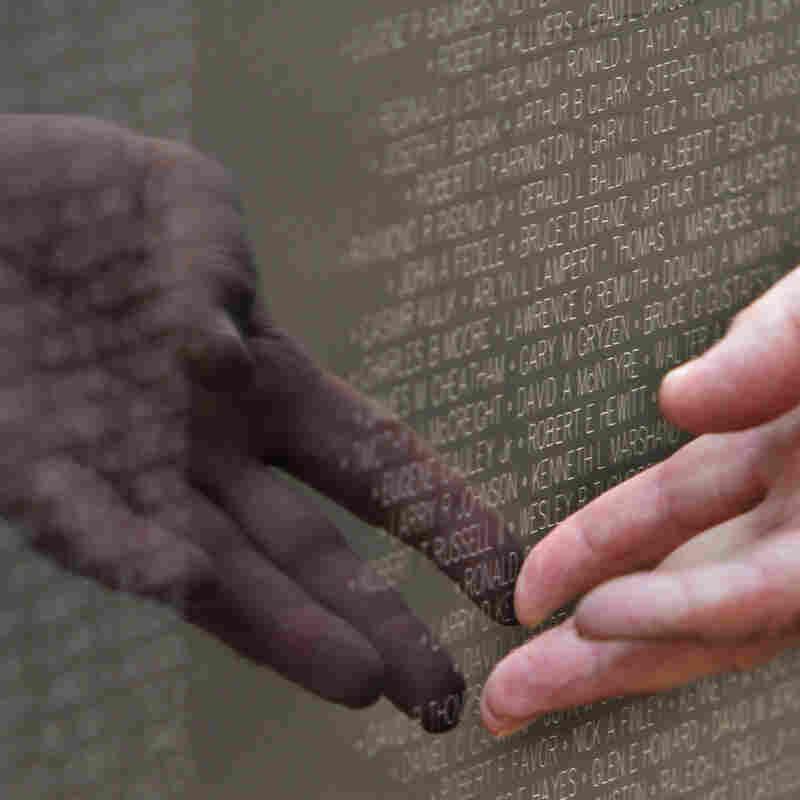 Vietnam Memorial Has Spelling Errors Set In Stone