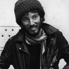 Songwriter and guitarist Bruce Springsteen.