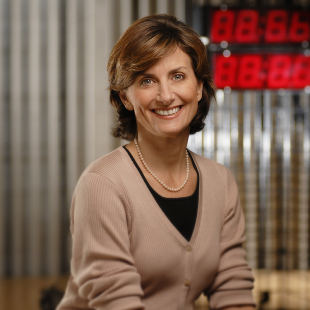 Margaret Low Smith, NPR News' senior vice president.
