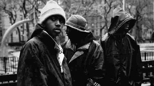 Nas, in a photo from the mid-1990s.