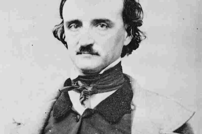 A copy of a daguerreotype housed at Brown University's John Hay Library shows Edgar Allan Poe. Poe gave the original image to the local poet Sarah Helen Whitman, whom he was courting at the time and met frequently at the Athenaeum.