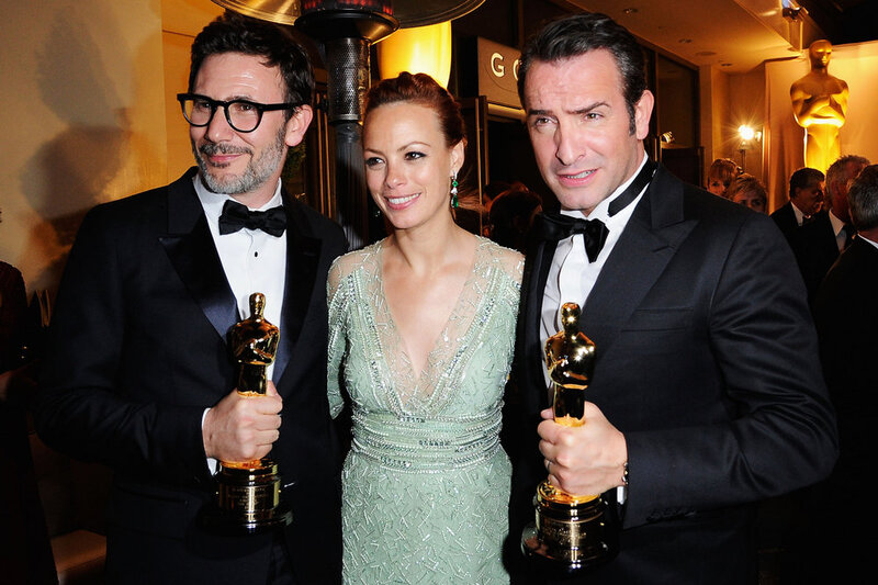 Photos from the 84th academy awards ceremony npr for Jean dujardin religion