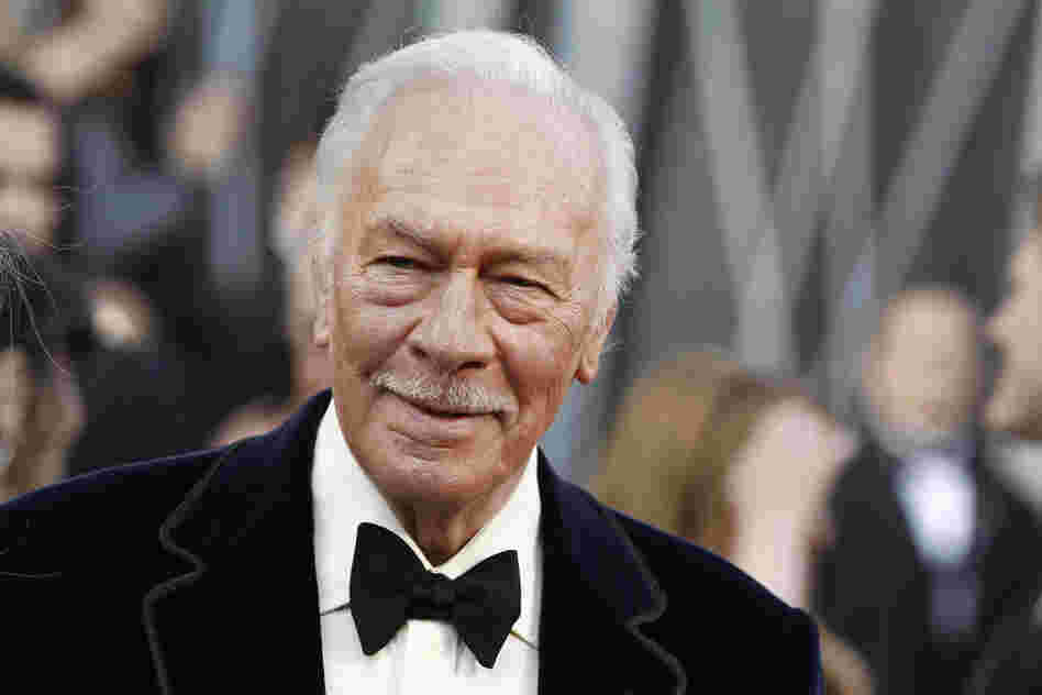 Christopher Plummer arrives before the 84th Annual Academy Awards. He won the Best Supporting Actor award for his role in Beginners.