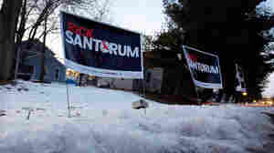 Santorum Could Lose Michigan Vote But Still Gain Delegates