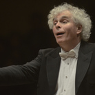 Simon Rattle conducts Mahler and Wolf at Carnegie Hall Saturday, February 25, 2012.