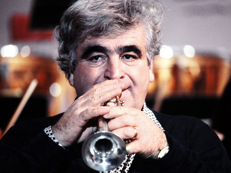 Trumpeter Maurice André (photographed here in Paris in 1980) was acclaimed for his sparkling high notes on the piccolo trumpet.