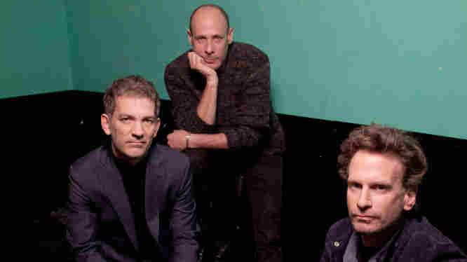 The Brad Mehldau Trio.