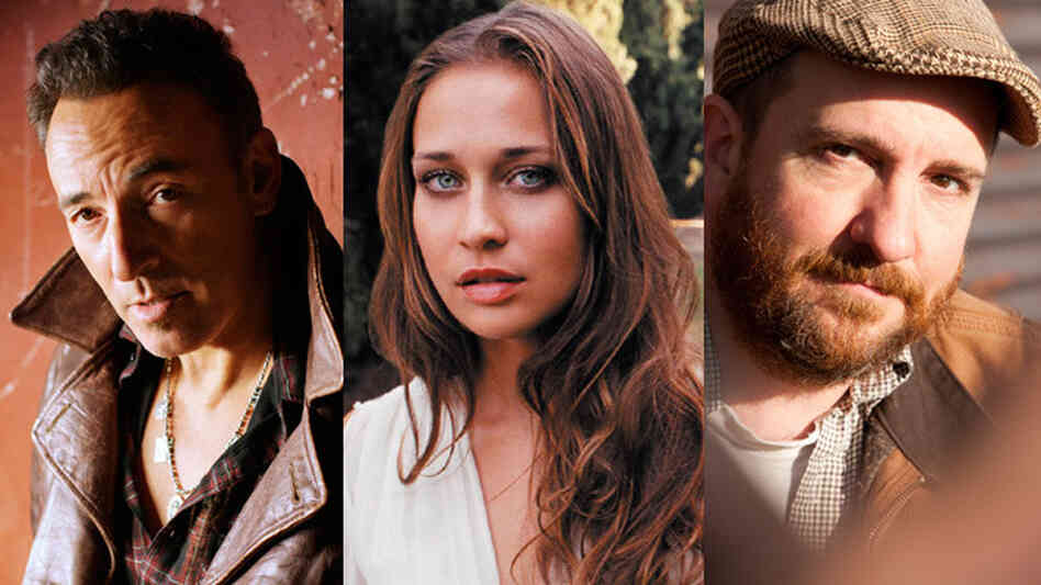 Bruce Springsteen, Fiona Apple and The Magnetic Fields will all be part of NPR Music's 2012 SXSW coverage.