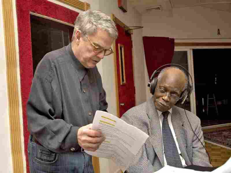 Charlie Haden and Hank Jones' second duo album, Come Sunday, was released Jan. 10.