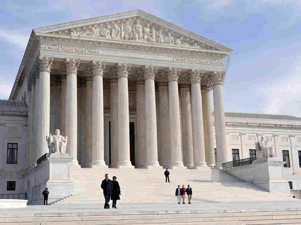 U.S. Supreme Court Building in Washington, D.C. On Feb. 21, 2012, the court agreed to consider new limits on the contentious issue of affirmative action programs.