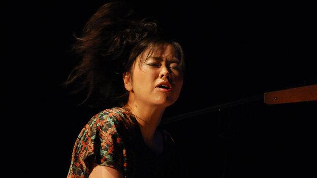 Hiromi Uehara.