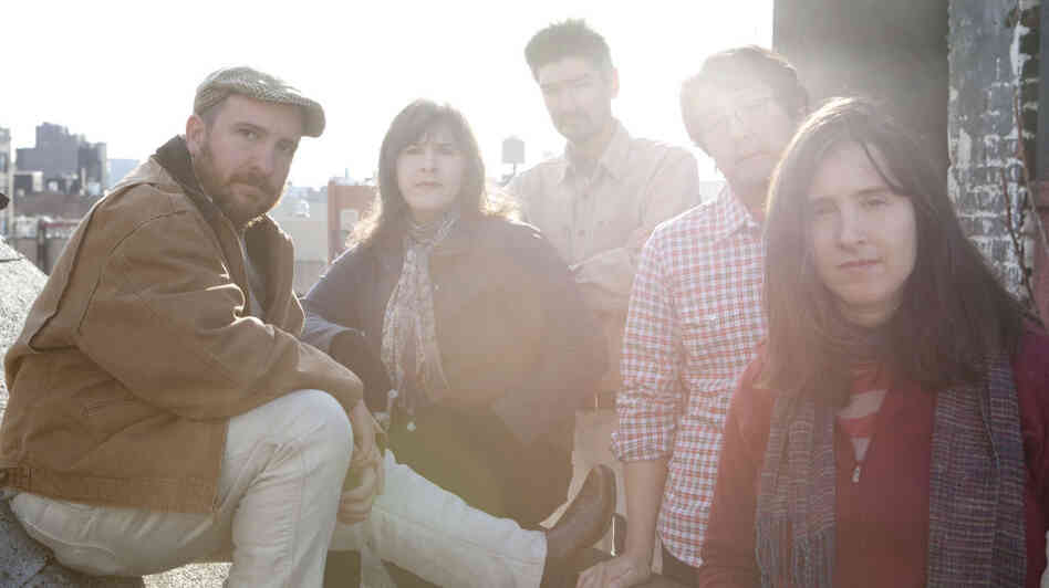 The Magnetic Fields' new album, Love at the Bottom of the Sea, comes out March 6.