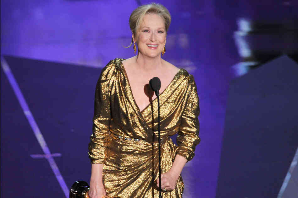 "Meryl Streep's portrayal of Margaret Thatcher in  ""The Iron Lady"" earned her the Oscar for Best Actress. It was Streep's third win and her 17th nomination."