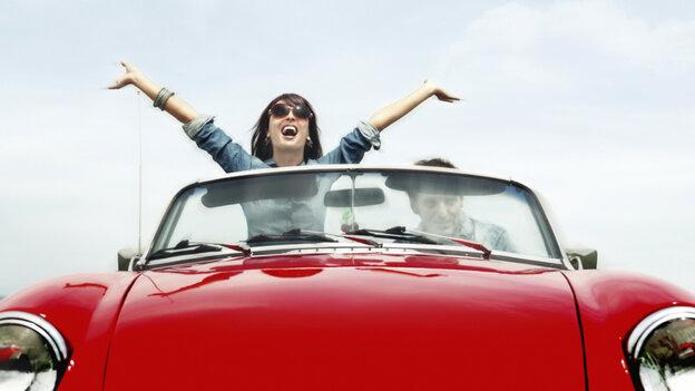 summer rental car