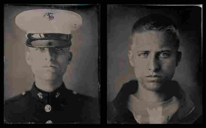 Travis, lance corporal, U.S. Marine Corps