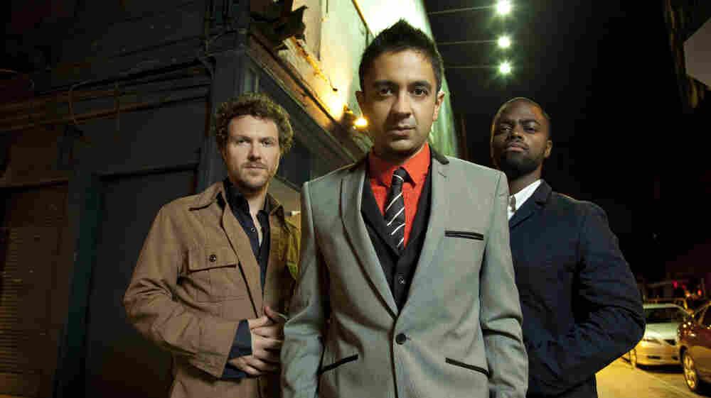 Vijay Iyer Trio's new album, Accelerando, comes out March 13.