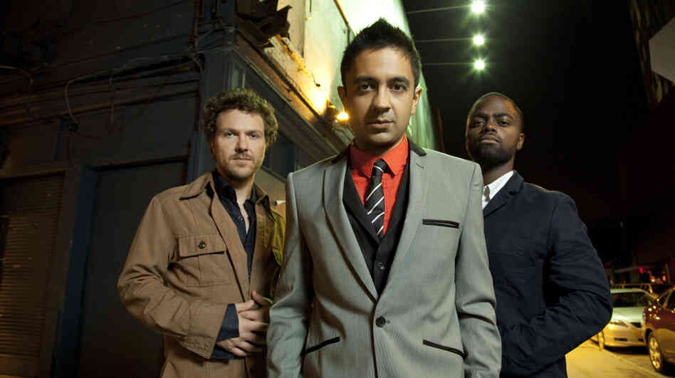 Vijay Iyer Trio's new album, Accelerando, comes out March 13.